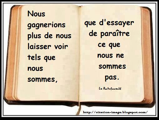Belle citation du jour facebook en image