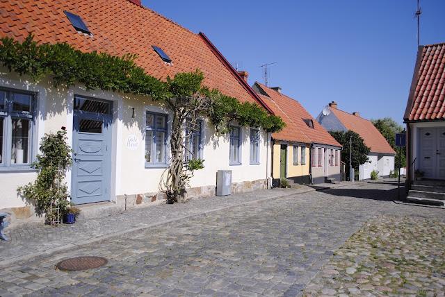 Swedish Cottages, Simisrahamn Sweden