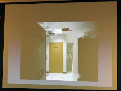 NSAが電話を傍受していた部屋