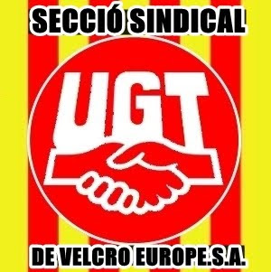Seccio Sindical UGT de Velcro Europe.S.A