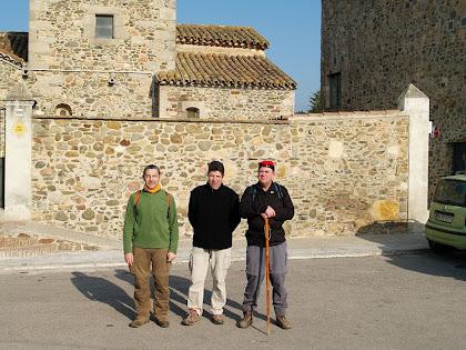 """Caminada Popular """"Ruta de les Tres Ermites"""" a sant Antoni de Vilamajor 2012"""