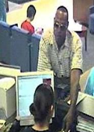 Elk Grove Police Seek Suspect Wanted in Bank Robbery
