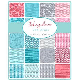 Moda HUGABOO Fabric by Deb Strain for Moda Fabrics