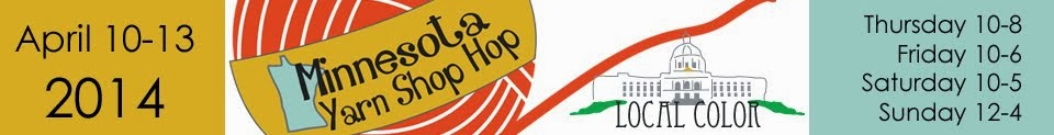 Minnesota Yarn Shop Hop