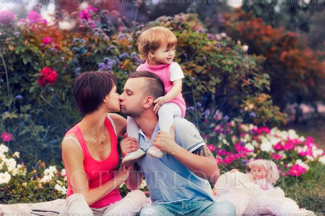 Фотосессия в коломенском семья