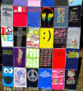 Custom Keepsake Blankets and Quilts