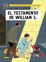 El nuevo álbum de Black y Mortimer: 'El testamento de William S.'