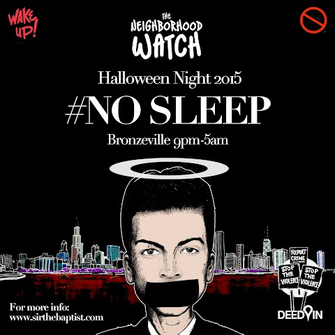 UPCOMING EVENT: #NoSleep Neighborhood Watch (Halloween Night 2015)
