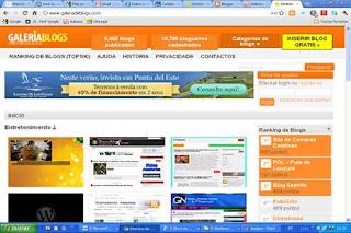 Galeria de Blogs ajuda a divulgar seus blogs