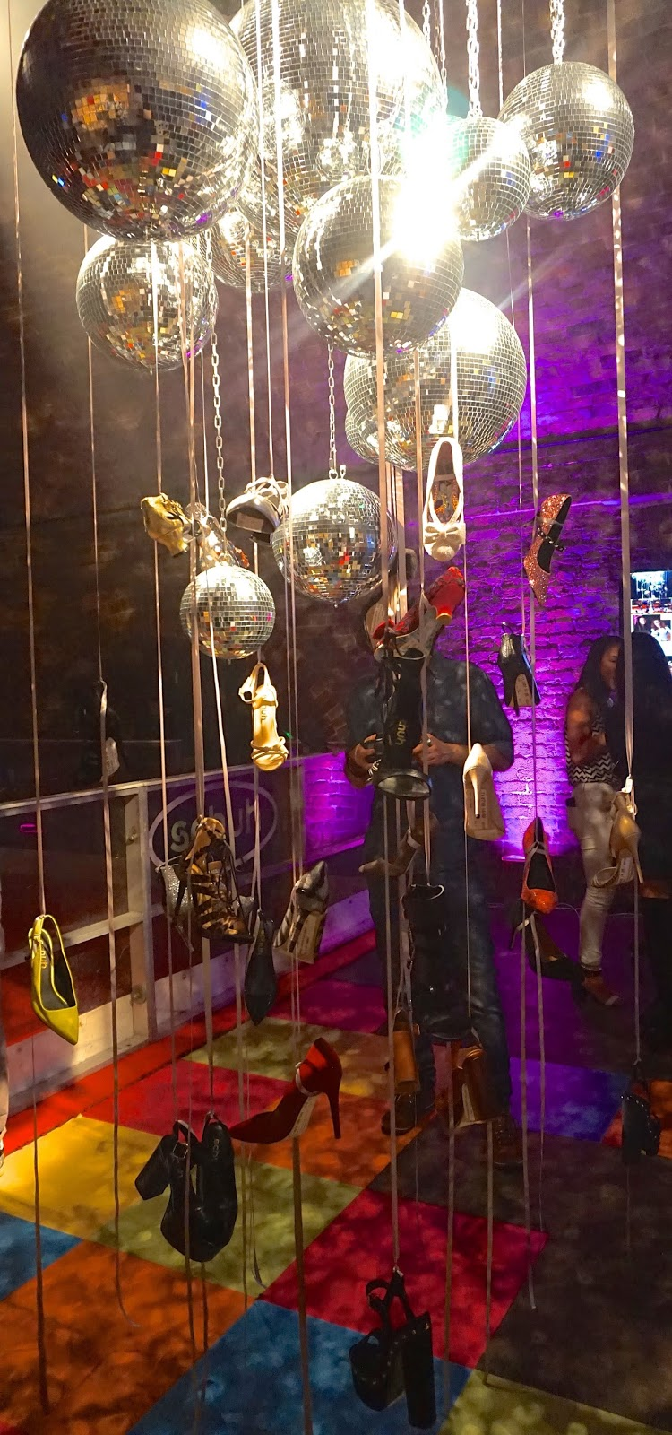 Schuh AW15 Party London