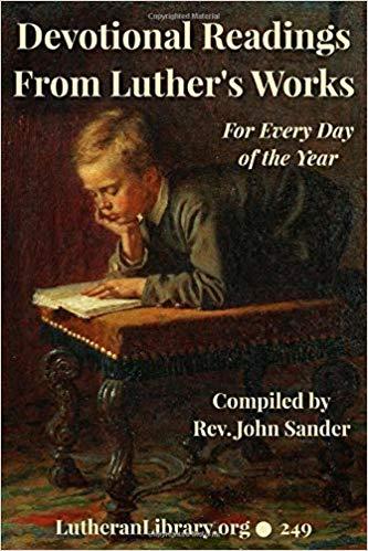 <b>The Lutheran Librarian Classic Print Books</b>
