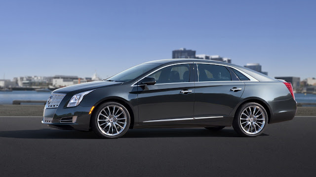 2014 Cadillac XTS to Get Optional 410 Horse Twin-Turbo V6 among New Options