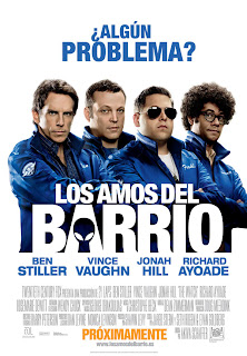 Los amos del barrio The Watch