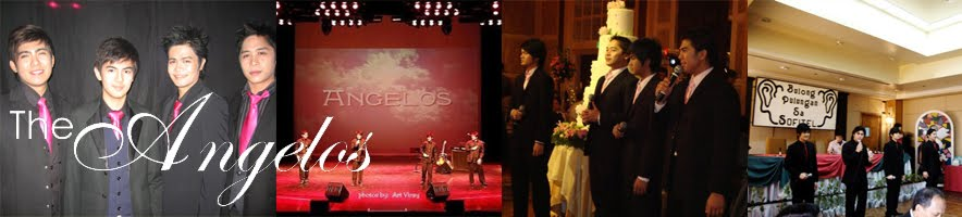 The Angelos - Wedding Singers, Bands, Choirs in Metro Manila