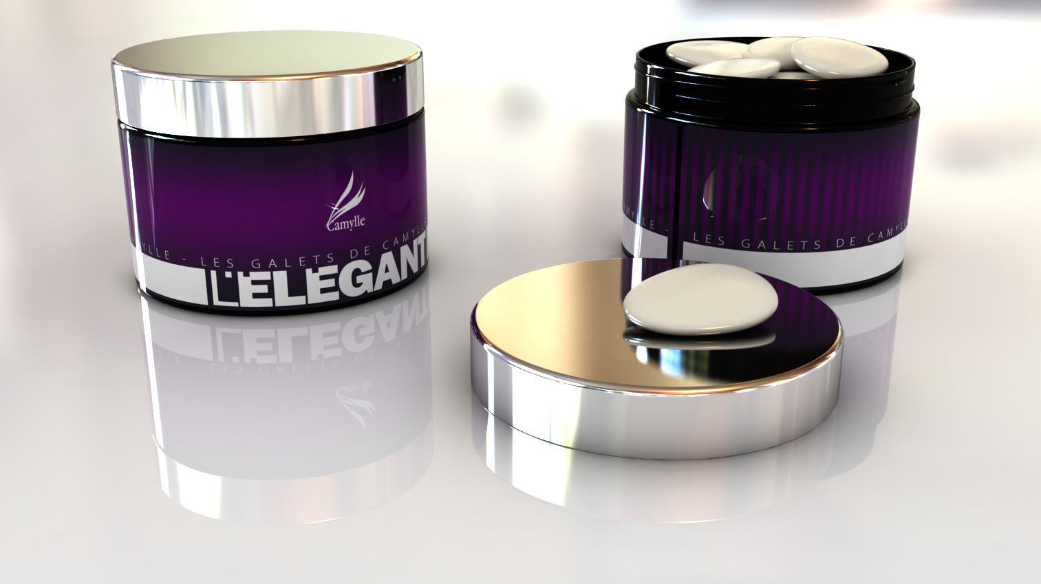 les galets parfum Elegant