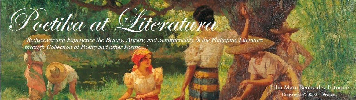 Poetika at Literatura
