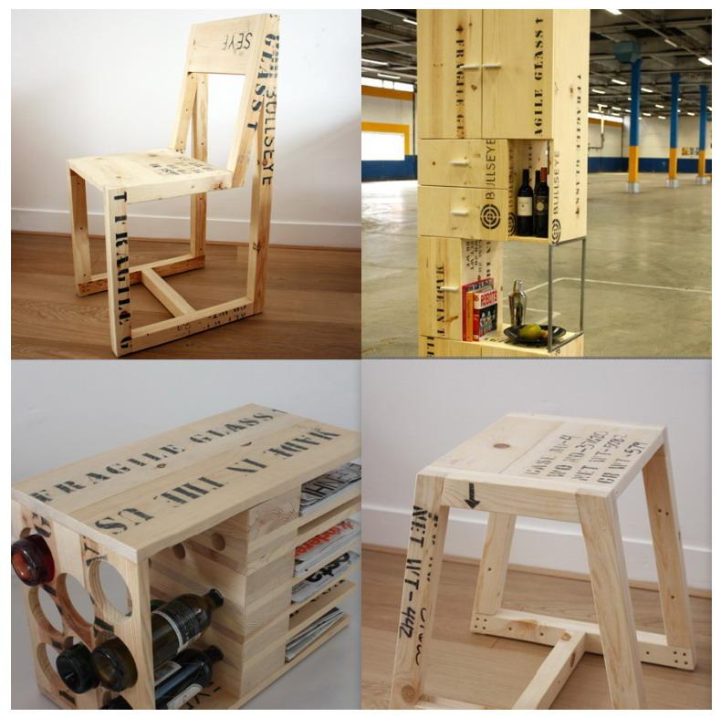 reciclado de maderas ideas para reciclar los tapones de ForReciclar Una Cama De Madera