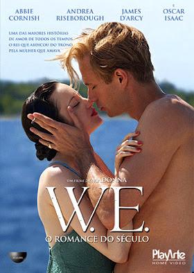 Filme Poster W.E. – O Romance do Século DVDRip XviD Dual Audio & RMVB Dublado