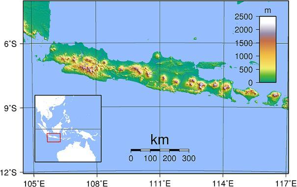 Pulau Jawa Sudah Penuh