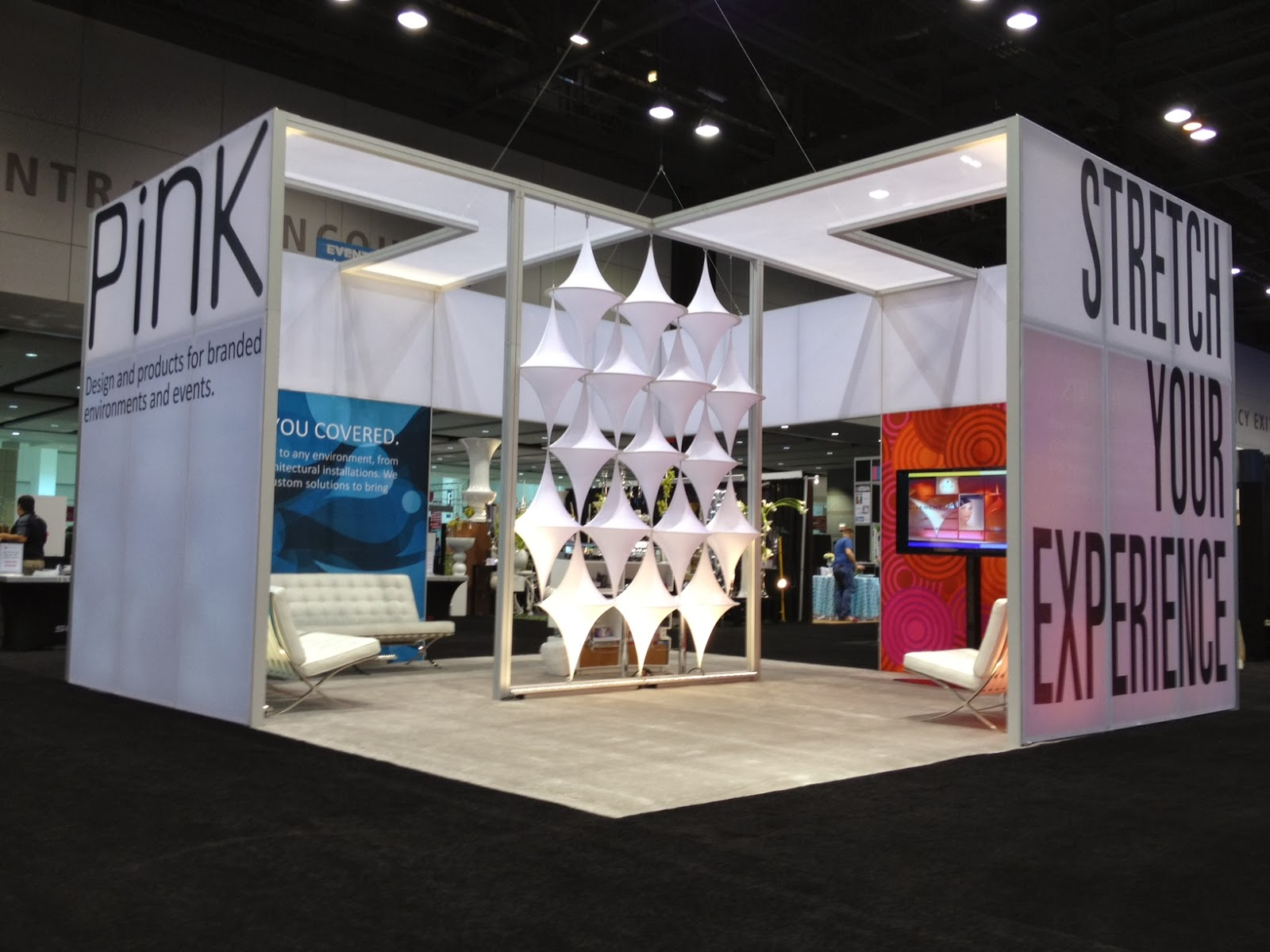 Exhibition Booth Inspiration : Images about inspiring trade show booths on