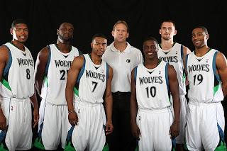 Minnesota Timberwolves 09/10
