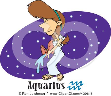 Ramalan Zodiak Aquarius Hari Ini (20 Januari-18 Februari)