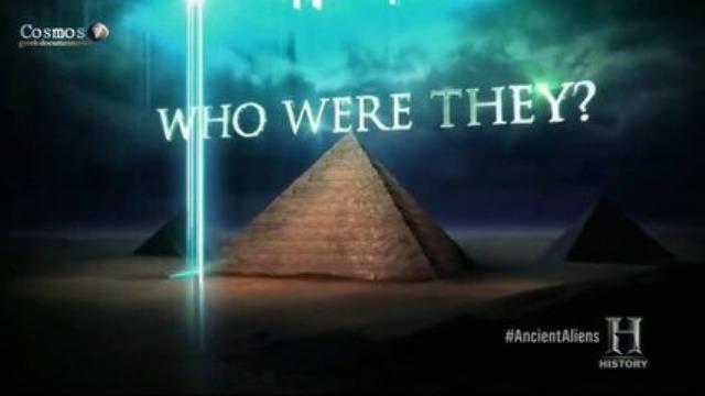 Αρχαίοι Εξωγήινοι και Πυραμίδες της Ανταρκτικής (History Channel)
