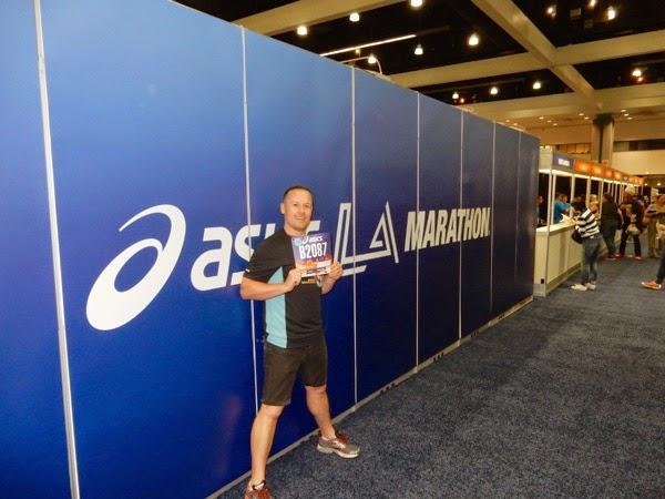 LA Marathon Expo 2015