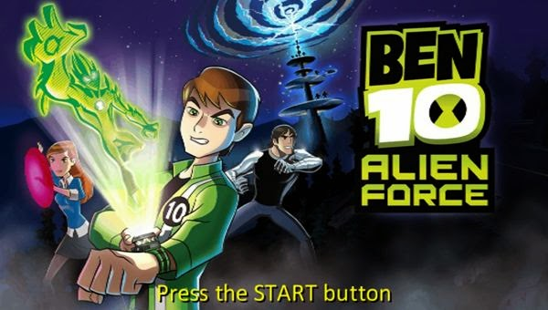 Ben 10 alien force psp iso download game ps1 psp roms isos and more