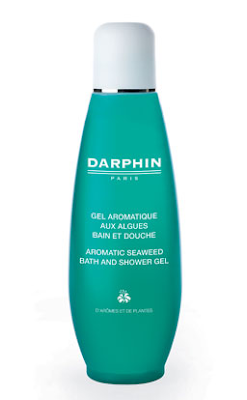 Darphin, Darphin Aromatic Seaweed Beath and Shower Gel, body wash, shower gel, Lusts of the Week, skin, skincare, skin care