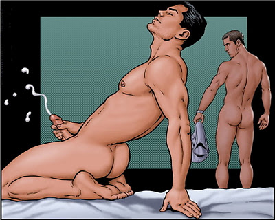 Komik Gay : Josman Art -
