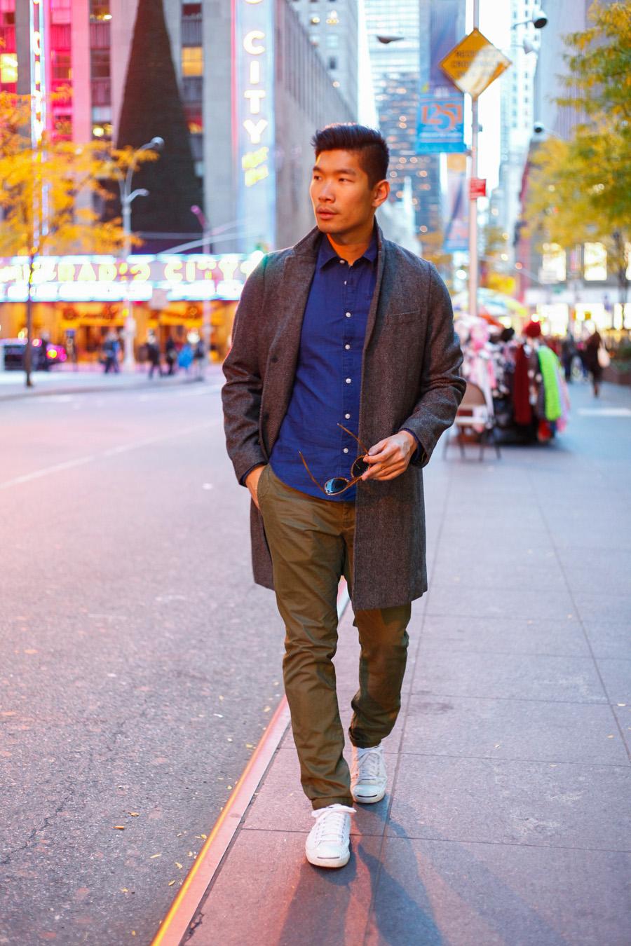 Levitate Style, Men's Style Lab, Leo Chan, Menswear, Tailored, GANT, BOGA, Scotch & Soda, Florsheim