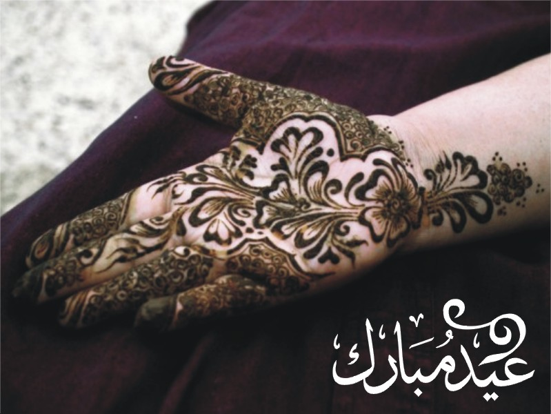 SHE FASHION CLUB HD Wallpapers Of New Mehndi Designs 2012