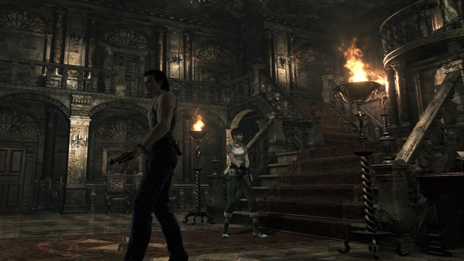 Resident Evil 0 Hd Remaster Video Game Review Biogamer Girl