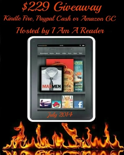 JULY KINDLE FIRE GIVEAWAY