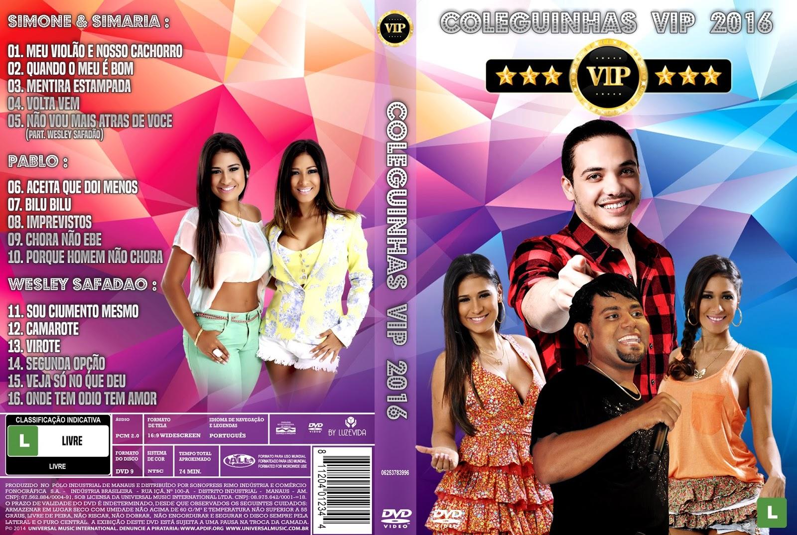 Coleguinhas Vip 2016 DVD-R Coleguinhas 2BVip 2B2016 2BDVD R 2BXANDAODOWNLOAD
