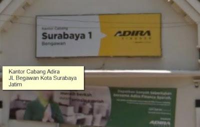 alamat adira kota surabaya