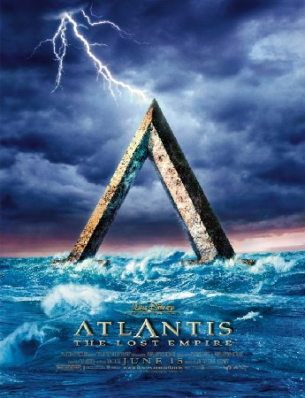 The Disney Discussion - Atlantis: The Lost Empire