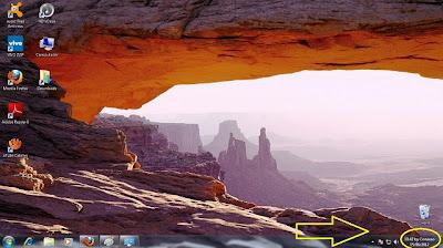 Windows 7 Como colocar seu nome ao lado do relógio no Windows 7
