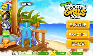 Sport girls 2014 Apk