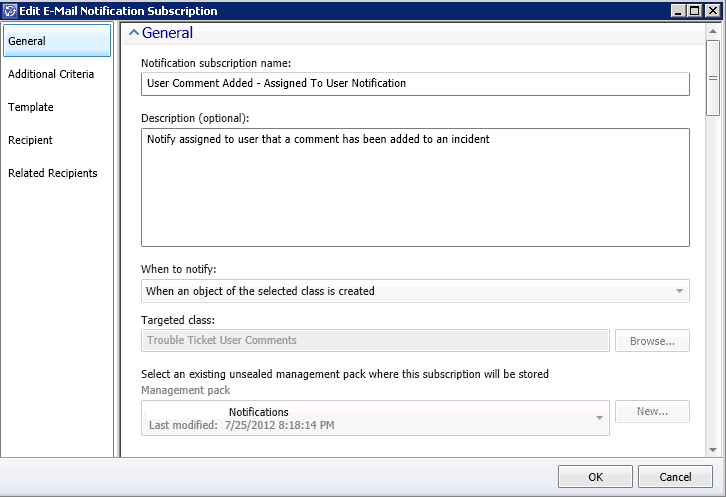 System Center A Service Desk Managers Perspective SCSM 2012 – E Ticket Template