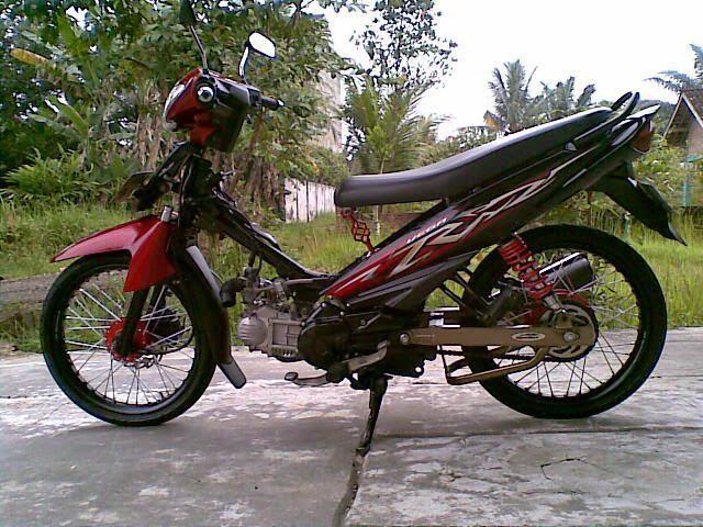 kumpulan Variasi Motor Vega Zr 2009
