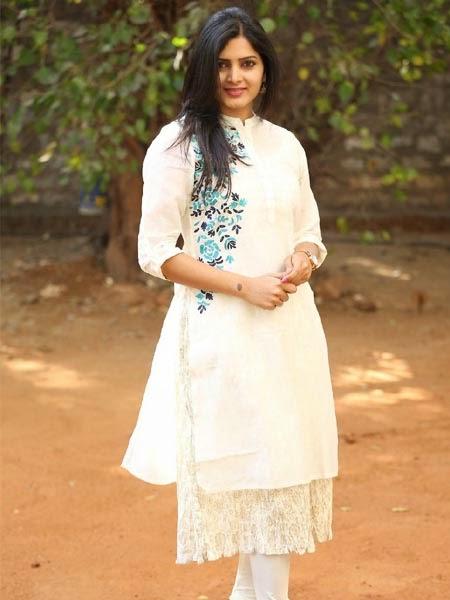 Pavani Gangireddy New Photos at MMIRR Success Meet Event