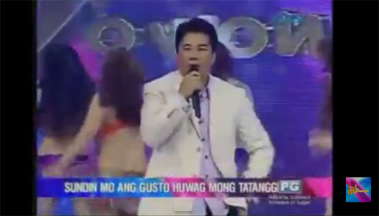 Willie Revillame's Wowowin was canceled on GMA 7
