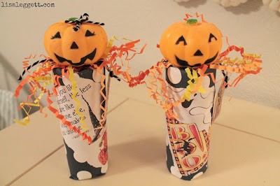 Halloween Popper by Lisa Leggett