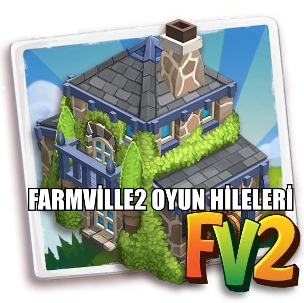 Farmville 2 Mavi Süslü Taş Şaraphane Alma Hilesi