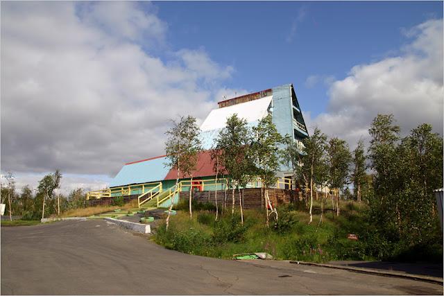 Норильск, база отдыха ООО «Норильскникельремонт» - «Легенды севера»