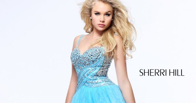 DresSoSo Real Styling Blog: Sherri Hill 2013 Prom Dresses Online ...