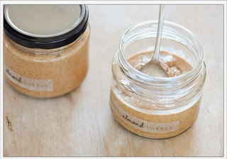 Moroccan amalou almond butter spread recipe photo by julesstonesoup