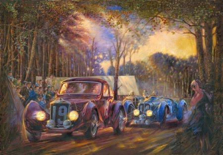 1939 24 Heures du Mans